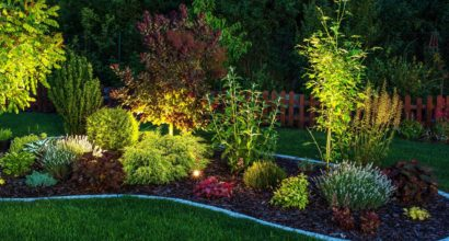 Garden lighting and design & Installation -